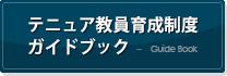 テニュア教員育成制度ガイドブック